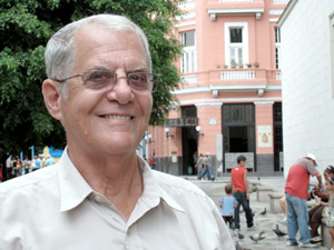 Miguel Coyula.  Photo: www.ethicaltraveler.org