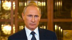 Vladimir Putin.  Foto: RT Noticias