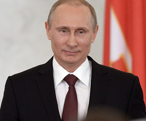 Russian President Vladimir Putin arrived Friday morning to Havana.