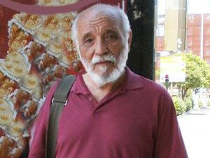 Cuban poet Rafael Alcides Pérez.  Photo: Cafefuerte.