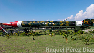 Cuba and Russia have a long history of military collaboration. The rockets of the 1962 Cuban Missile Crisis are still on display in Havana.