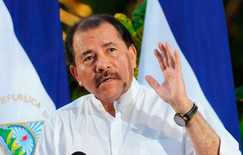 Daniel Ortega.  Foto: el19digital.com