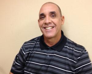 Gabriel Pierre en Miami. Foto: Caféfuerte