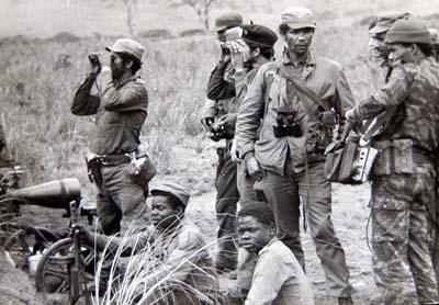 Cubans and Angolans. Foto: pr.indymedia.org