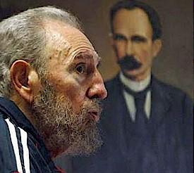Fidel Castro.  Photo: granma.cu