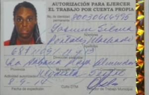 Mi licencia.