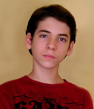 Rafael Botalin Diaz, 15.