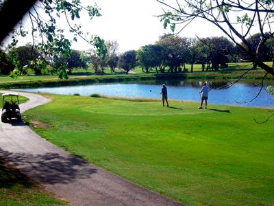 Campo de Golf en Varadero