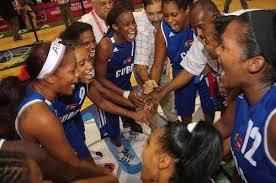 baloncesto femenino. Foto: radio26.cu