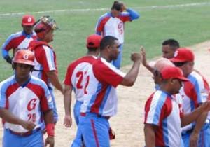 The Granma baseball team.