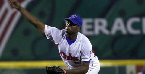 Freddy Asiel Alvarez was the winning pitcher in the final game against Nicaragua.