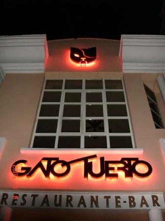 El Gato Tuerto is one of the restaurants whose dining is available through online payment.