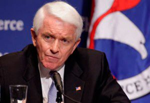 Tom Donohue, president of the U.S. Chamber of Commerce, visited Cuba last May.