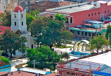 Downtown Guantanamo, Cuba.  Foto: venceremos.cu