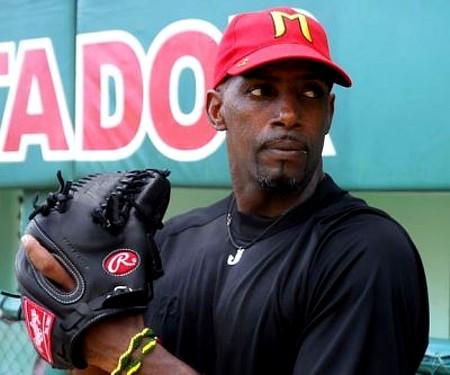 Jonder Martinez is the league leader with six wins.  Photo: baseballdecuba.com