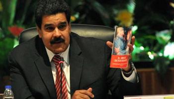 Venezuelan President Nicolas Maduro in Havana for the ALBA Summit.  Photo: cubadebate.cu