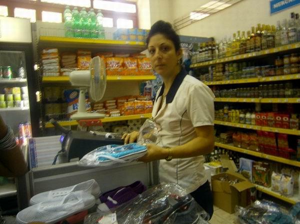 TRD store in Cienfuegos.  Foto: radiorebelde.cu
