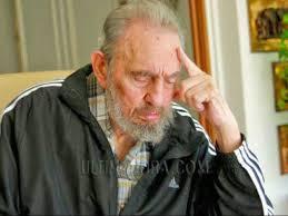 Fidel Castro.  Photo/archive: cubadebate.cu