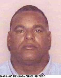 Educardo Mendoza.  Foto: Interpol