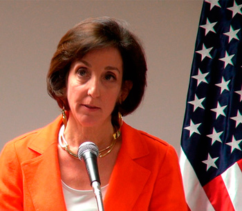 US Secretary for Latin America Roberto Jacobson. Photo: Raquel Perez Díaz