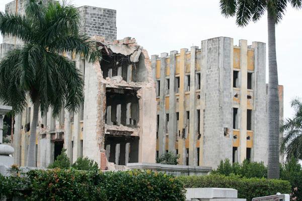 What was the Pedro Borras Astorga Pediatric Hospital.