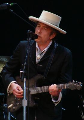 Bob Dylan.  Photo: wikipedia.org