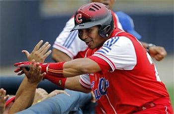 Frederich Cepeda:  File Photo: baseballdecuba.com