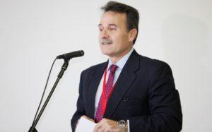 Gustavo Machin, the deputy head of the Cuban delegation.