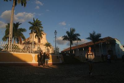 Trinidad, Cuba.  Photo: Elio Delgado Valdes
