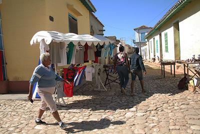 Scene from Trinidad.  Photo: Elio Delgado Valdes