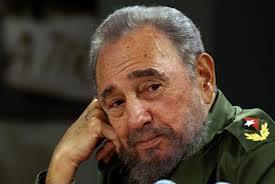 Fidel Castro.  Foto/archivo: cubadebate.cu