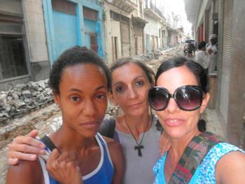 Three HT female contributing writers.