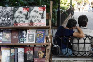 Revolution.  Photo: Juan Suarez