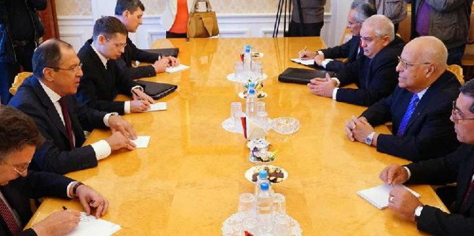 Russian and Cuban delegations met in Moscow.