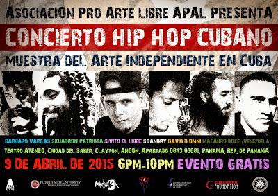cuban hip hop in Panama
