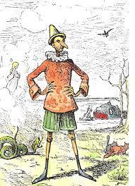 Pinnochio.  Illustration: wikipedia.org