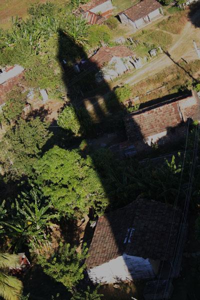 Old sugar mill tower in Trinidad, Cuba.  Photo: Elio Delgado Valdes
