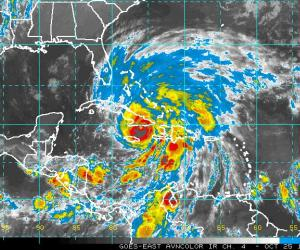 The last major hurricane to strike Cuba was Sandy back in October 2013.