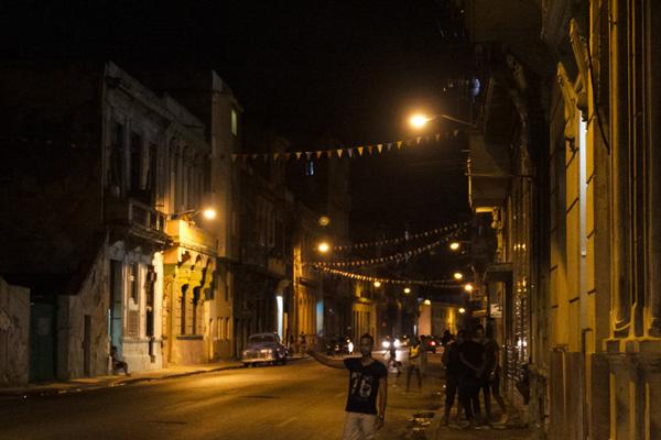 San Lazaro St.