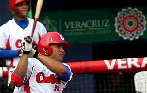 Frederich Cepeda, the Mr. Clutch of team Cuba.