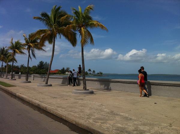 El Malecón de Cienfuegos