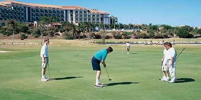 Golf Course in Varadero.