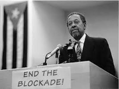 IFCO/Pastors for Peace founder, Lucius Walker (1930-2010).
