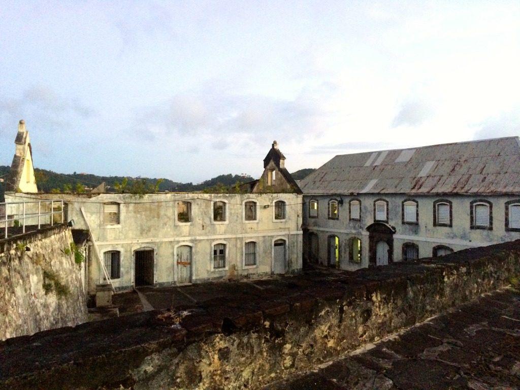 Fort Rupert.  Foto: The Resource Center