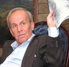 Ricardo Alarcon.  Foto: trabajadores.cu