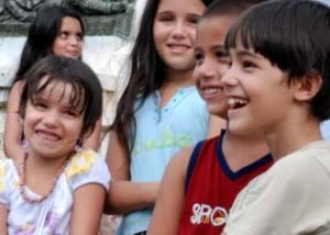 Cuban kids.  Photo: Caridad