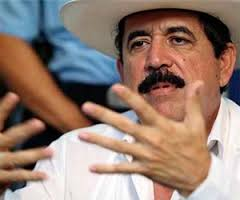 Manuel Zelaya.  Foto: cubadebate.cu