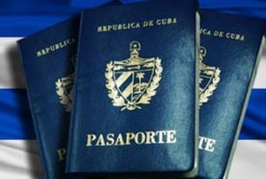 A Cuban passport has special advantages in the United States under the Cuban Adjument Act.