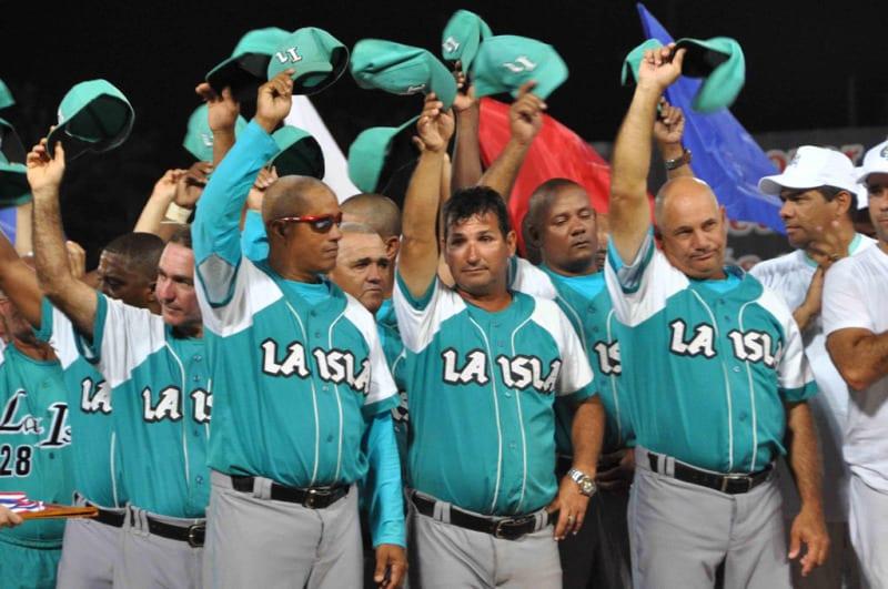 The runner-ups last season were Isla de la Juventud. Foto: Marcelino Vazquez/AIN