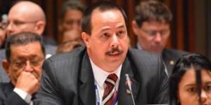 Vice Minister of Public Health, Jose Angel Portal Miranda.